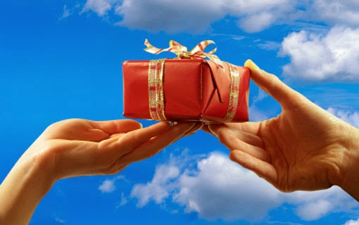 Gifts are a new (and surprisingly controversial) tradition