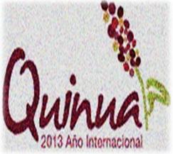 2013: AÑO INTERNACIONAL DE LA QUINUA