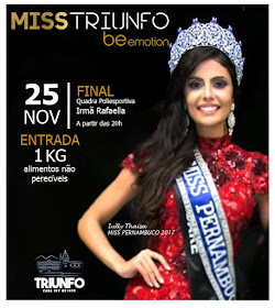 Concurso Miss Triunfo