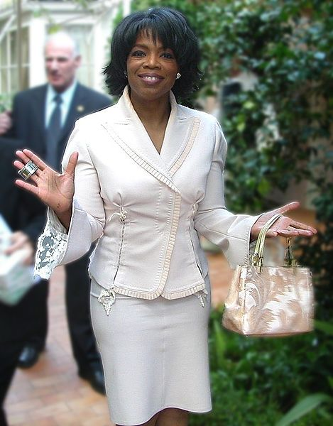 Oprah Winfrey popularized the tabloid talk show genre which, according to a ...