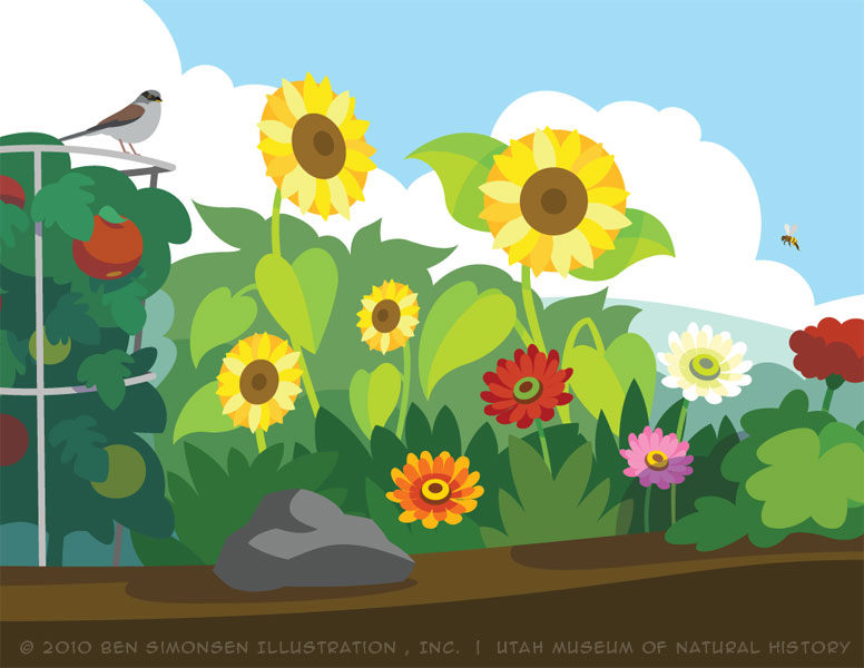 Community mural urban garden on pinterest garden mural for Community mural ideas