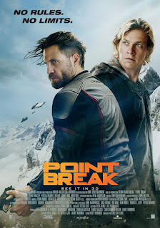 Point Break (2015) Hindi Dual Audio BluRay | 720p | 480p