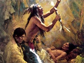 Indios de América del Norte
