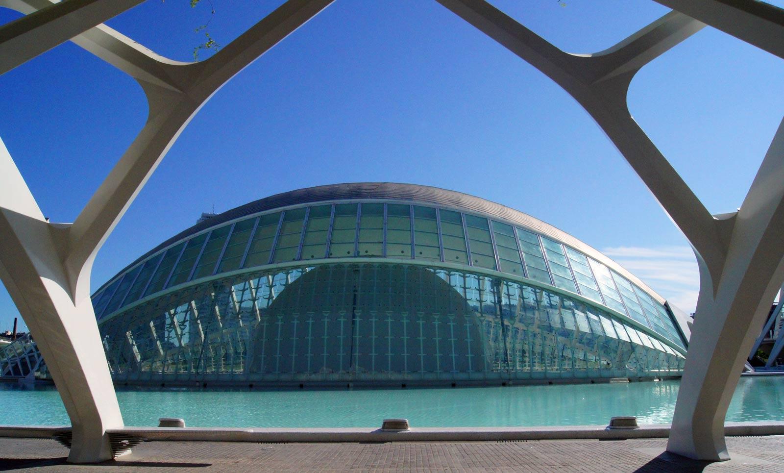 #1E4EAD Olho Que Tudo Vê ( Hemisferic) Cidade das Artes e Ciências 1580 Vidros Janelas Fortaleza