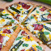 Grilled Corn, Roasted Poblano And Bacon Zucchini Crust Pizza  Recipe