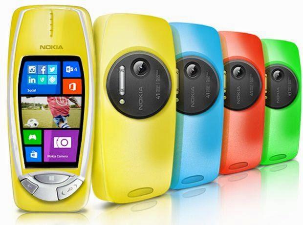 Harga Dan Spesifikasi Nokia 3310 PureView