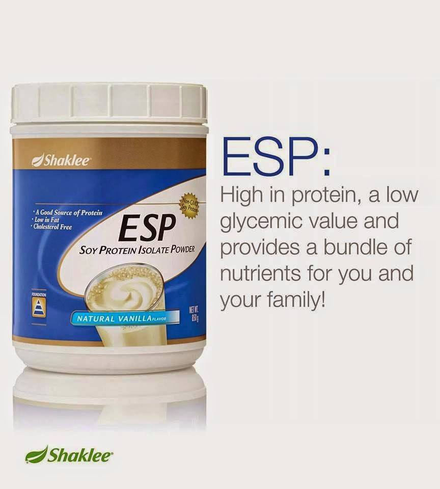 ESP adalah soya non GMO