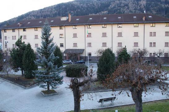 ... militari: Base Logistica Colle Isarco (Bolzano) in Alto Adige