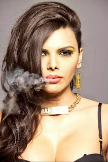 sherlyn-chopra-in-black-bra-in-bad-girl-video