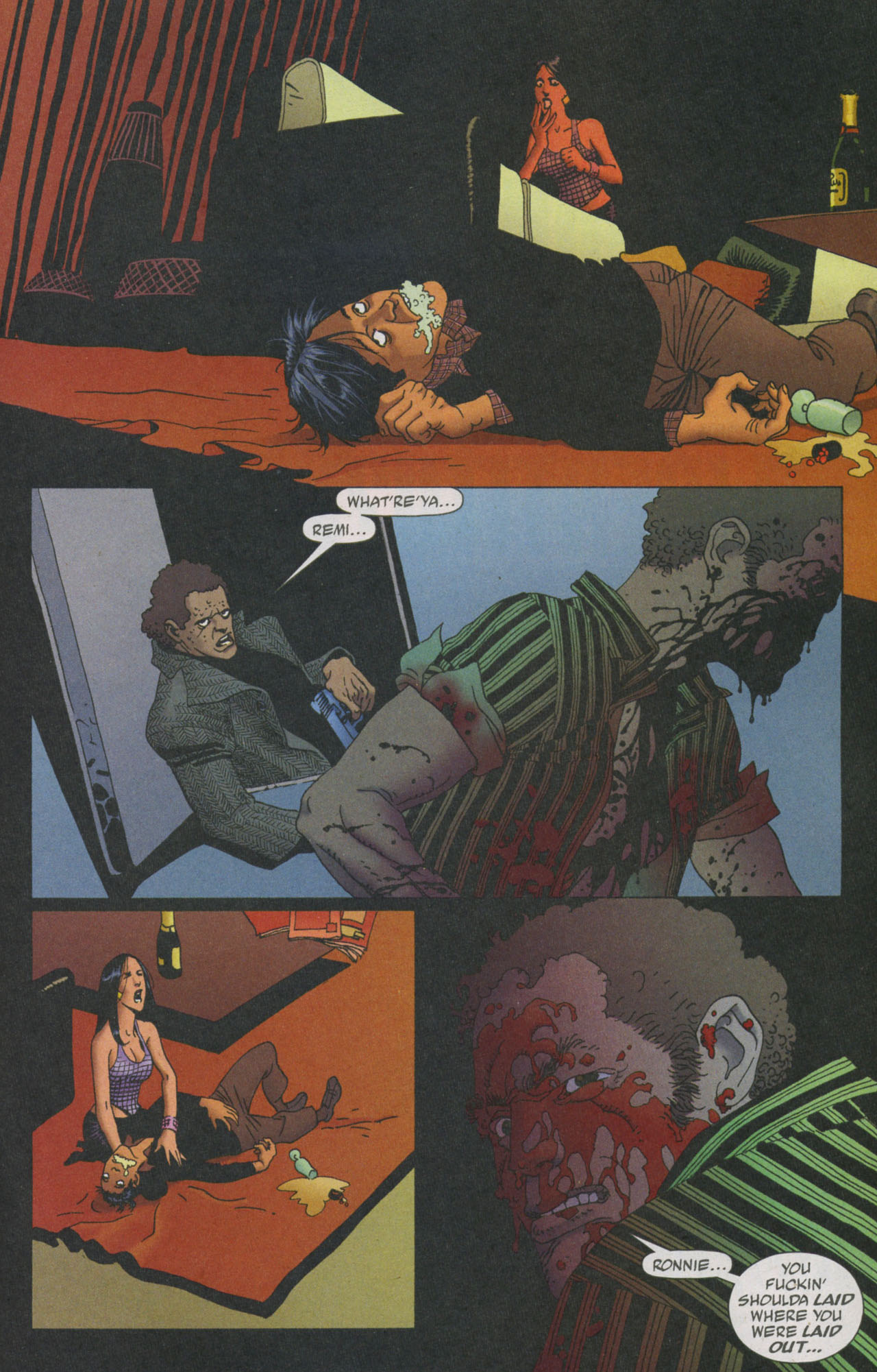 100 Bullets 74 Page 7