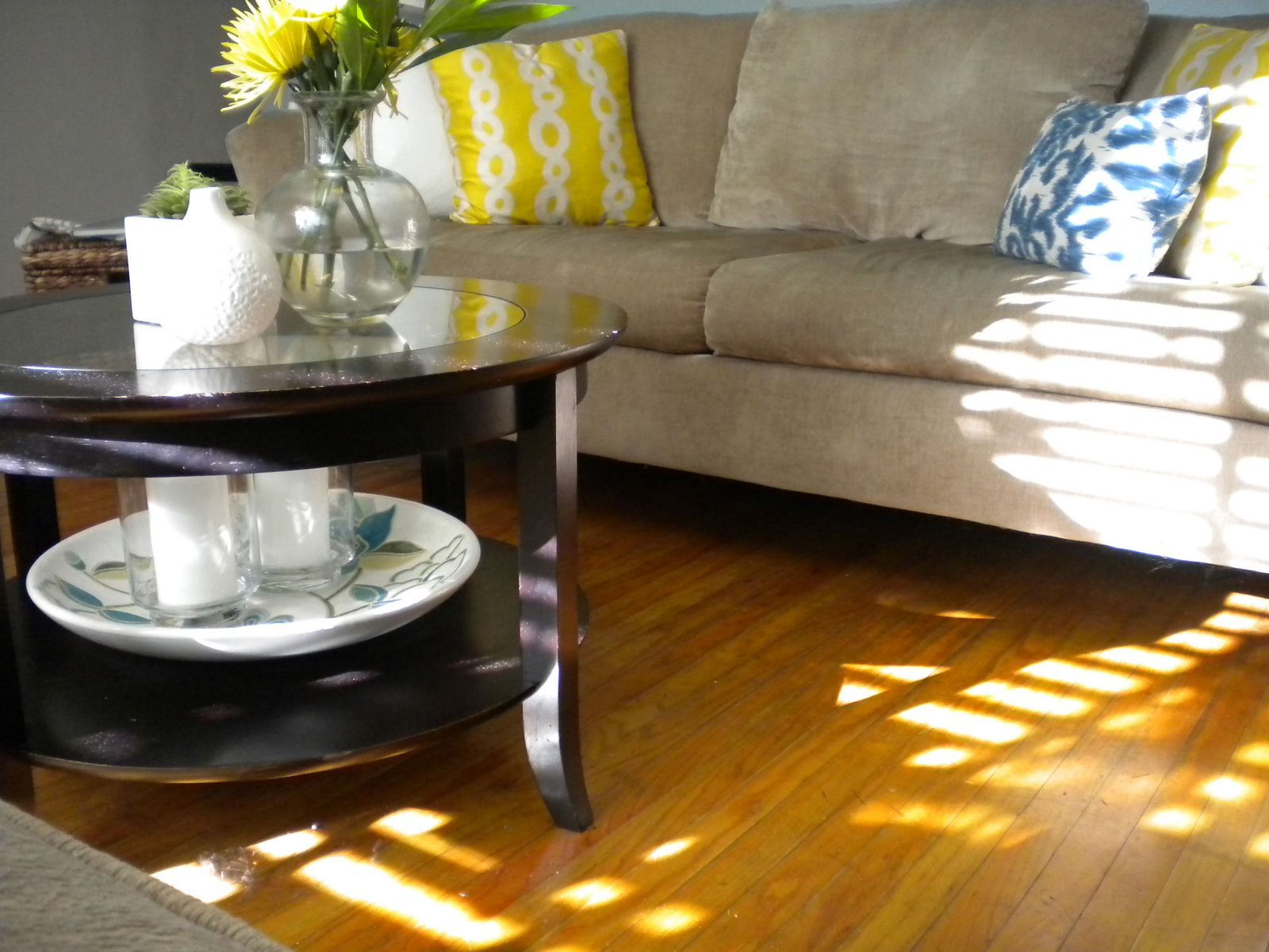 How We Refinished Our Hardwood Floors Home Depot Center