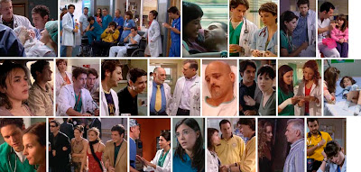 Escenas de la serie médica de Telecinco 'Hospital Central', Telecinco