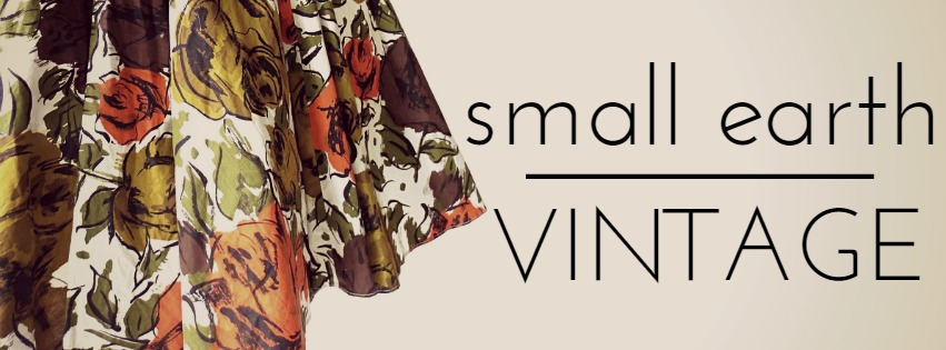 small earth vintage