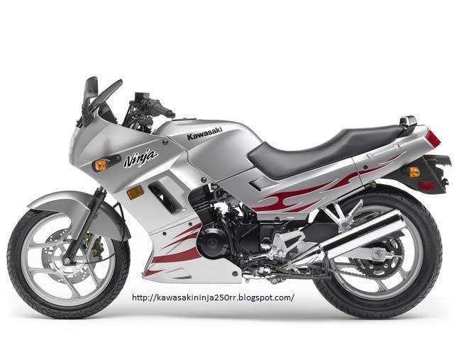 Kawasaki Ninja 250 RR: Old Ninja 250 series