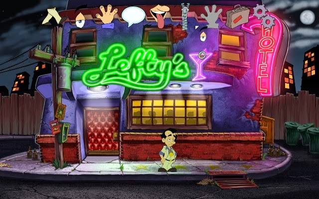 Leisure Suit Larry PC Games Gameplay