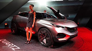 Peugeot Quartz konsept