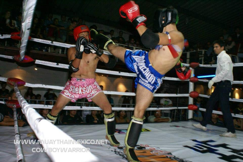 Real Muay thai