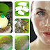 A DIY FACE MASK FOR OILY SKIN