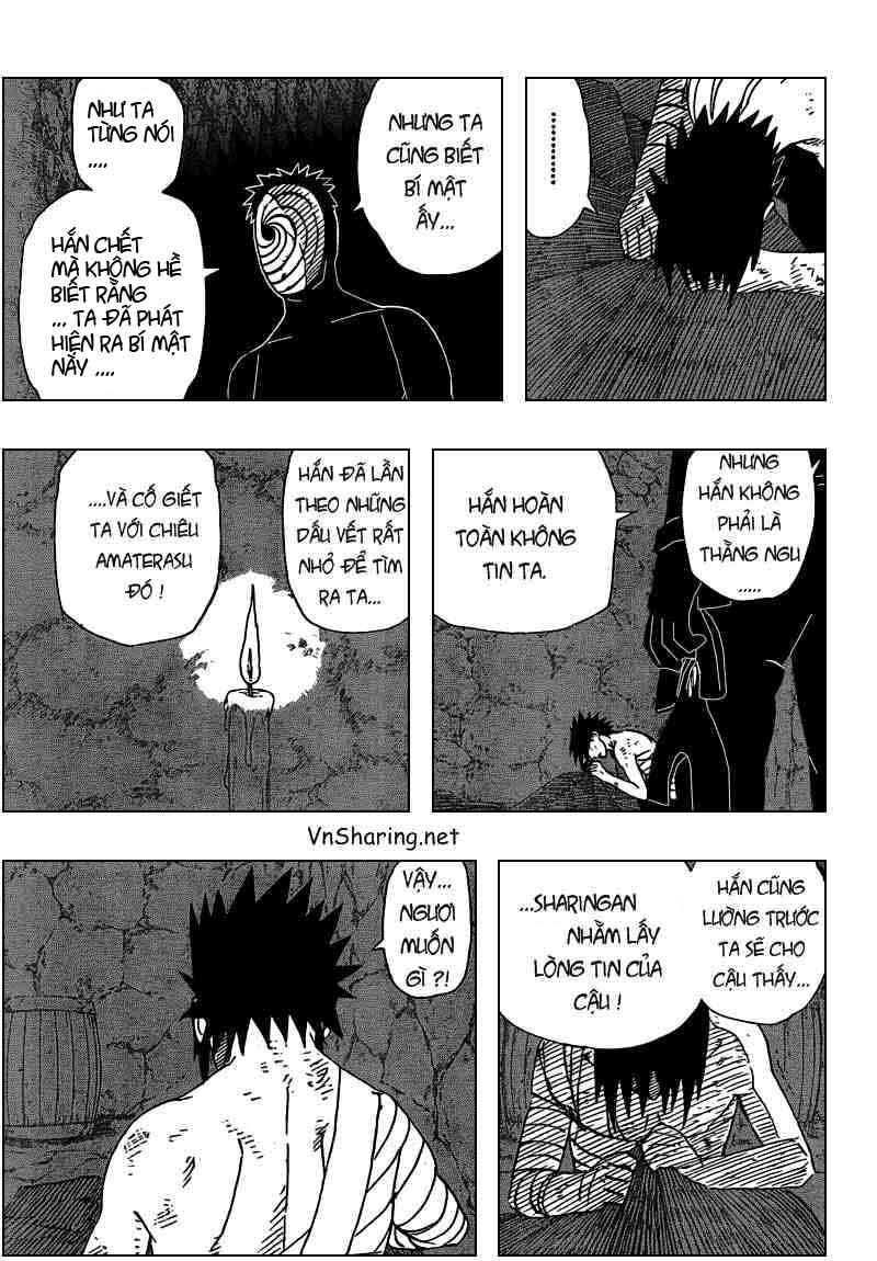 Naruto chap 398 Trang 5 - Mangak.info