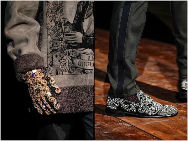 Roberto Bolle in Dolce Gabbana - METGALA 2014 #METGALA
