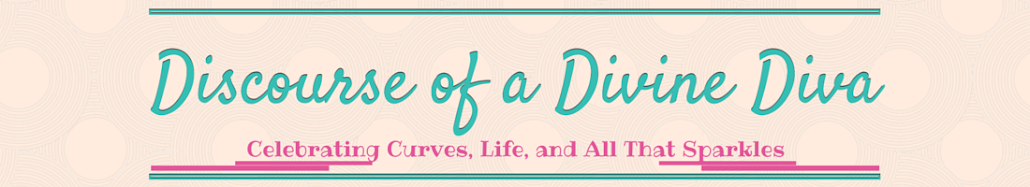 Discourse of a Divine Diva {Plus Size Fashion, Recipes, DIY, Beauty Products}