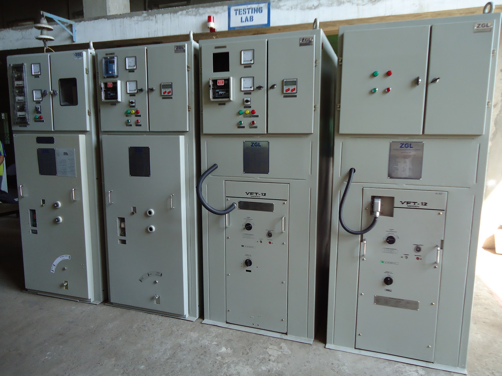 Mahgiaz Over Current Protection Of 11kv Metalclad Switchgear Relay For 25ka The Relays Shall Operate On Dc