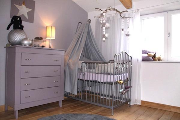 D coration b b fille b b et d coration chambre b b - Chambre de bebe fille decoration ...