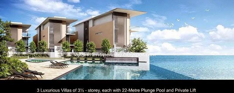 Springtide Residence Apartment Penang Com