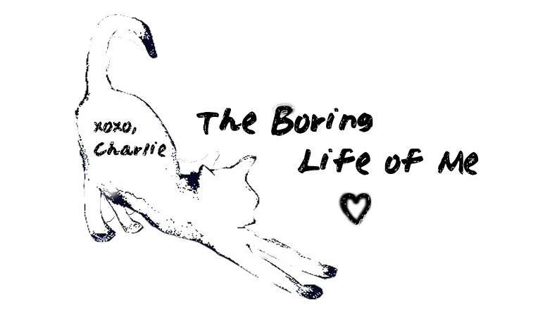 The Boring Life of Me