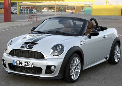 BMW MINI Cooper Roadster launched, see pictures inside