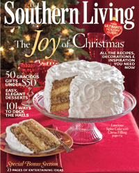 each month the southern living magazine and southernliving com readers