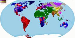 Gambar Peta Dunia