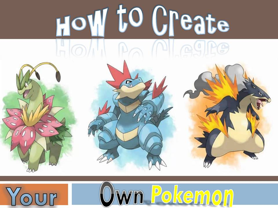 28 How To Create Your Own How To Make Your Own
