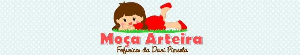 Ateliê Moça Arteira - Lembrancinhas e coisas fofas