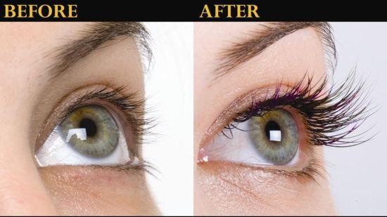Cara menebalkan bulu mata secara alami