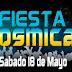 Fiesta cósmica en la Forum (18 mayo)