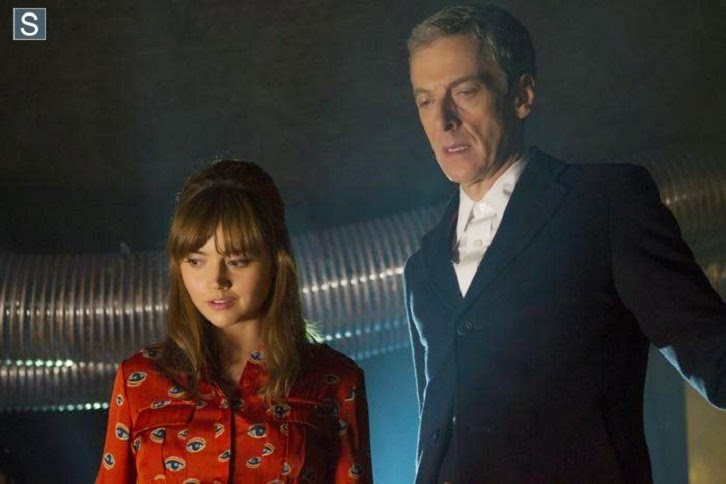 POLL : What was your favourite scene in Doctor Who - Into the Dalek
