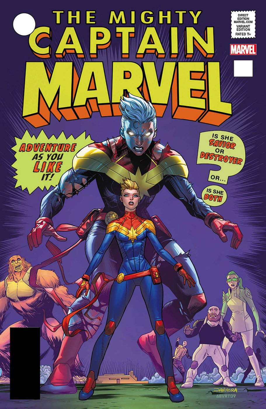 Captain Marvel #125