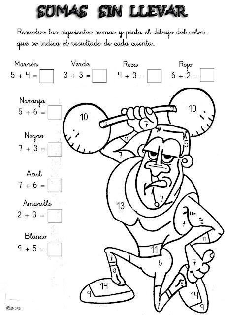 Pasatiempos para niños de primaria - Dibujos para colorear - IMAGIXS
