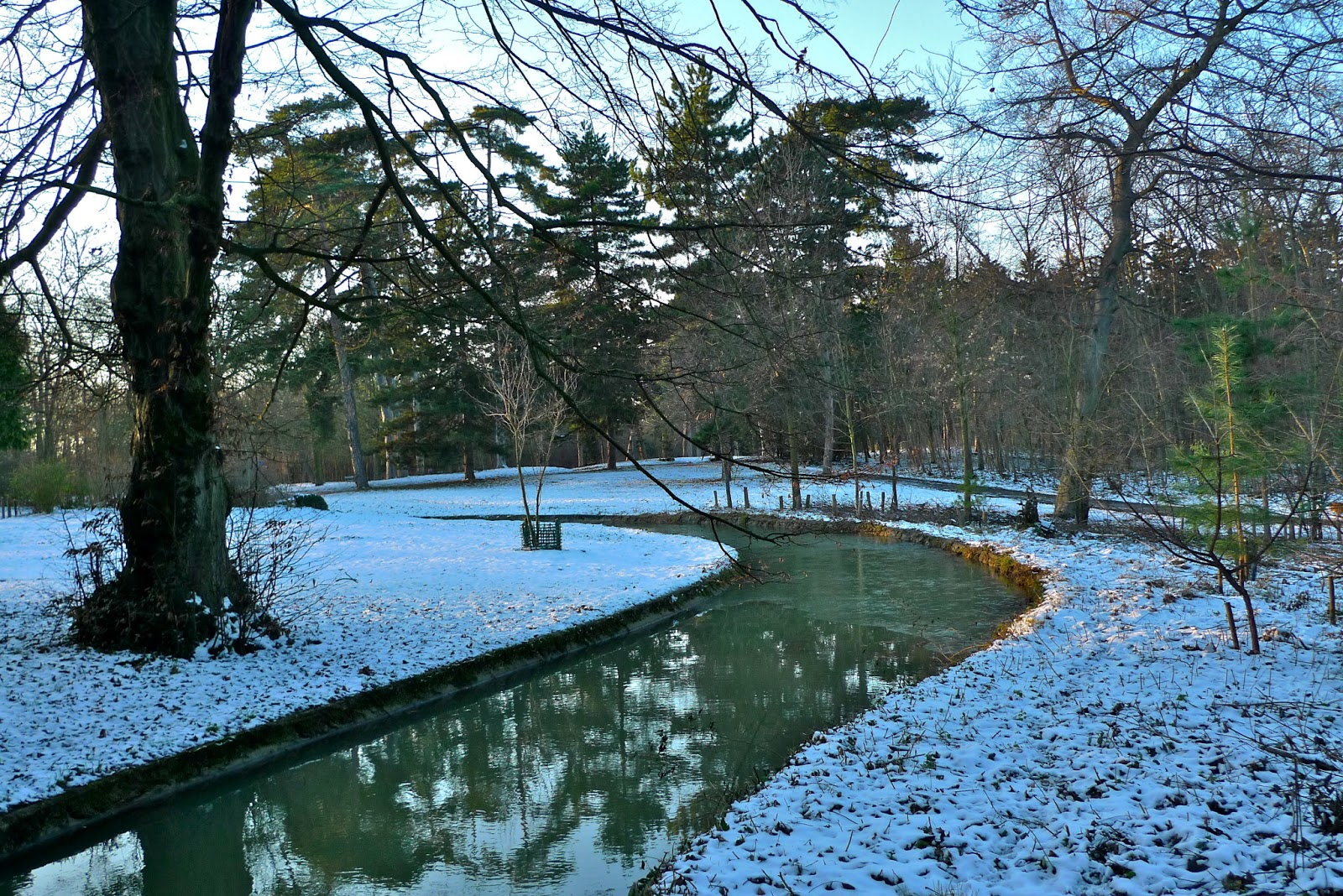 World Visits Bois de Boulogne Beautiful Park In Paris ~ Bois De Boulogne Parc