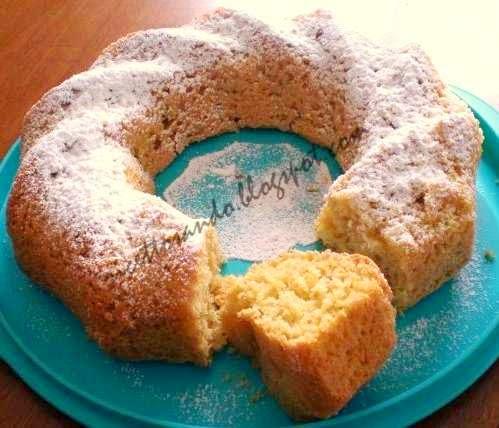 Ciambella light ai cereali ricetta di torta dolce
