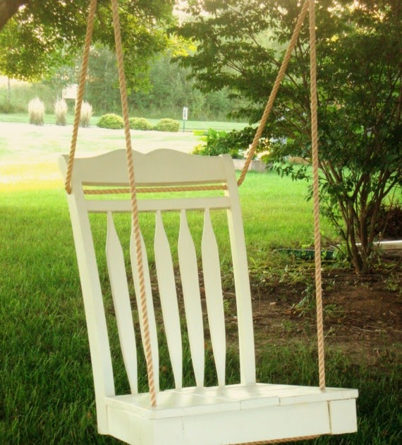 The Simple Solution Mom Dining Room Chair Tree Swing