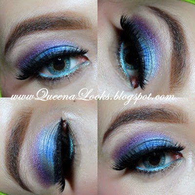 QueenaLooks Romanze Of The Smokey Eye