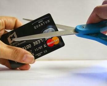 Anda ingin menutup Kartu Kredit ?