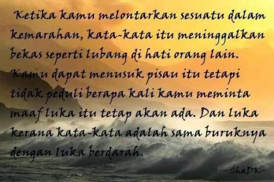 kata-kata hikmah kehidupan