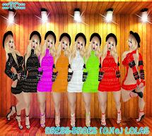Toxic Candy Honey Lolas Shoes 49ls