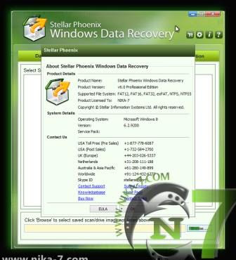 Stellar Phoenix Windows Data Recovery Professional 6 Full Version