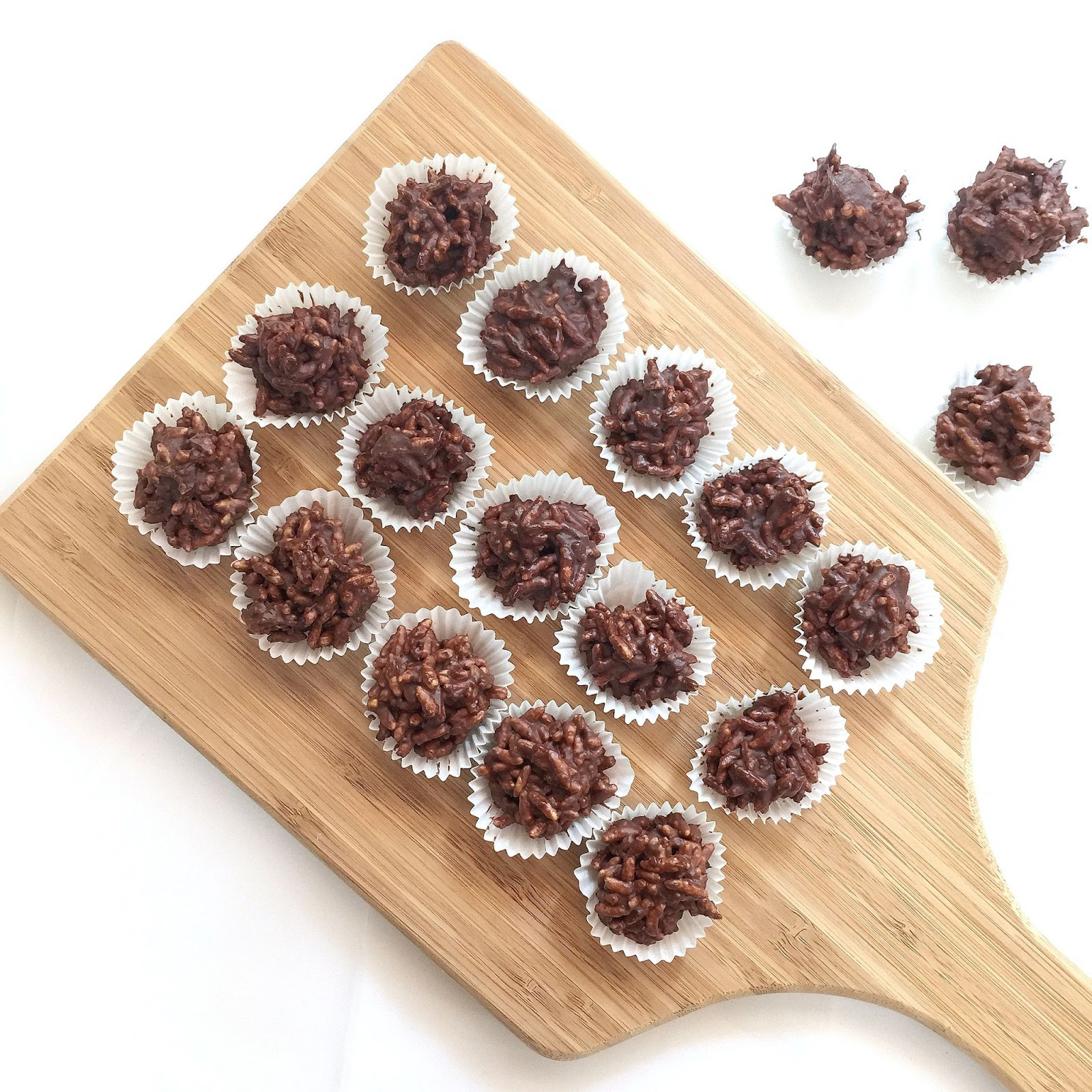 Chocolate Speculoos Crispies – a decadent treat
