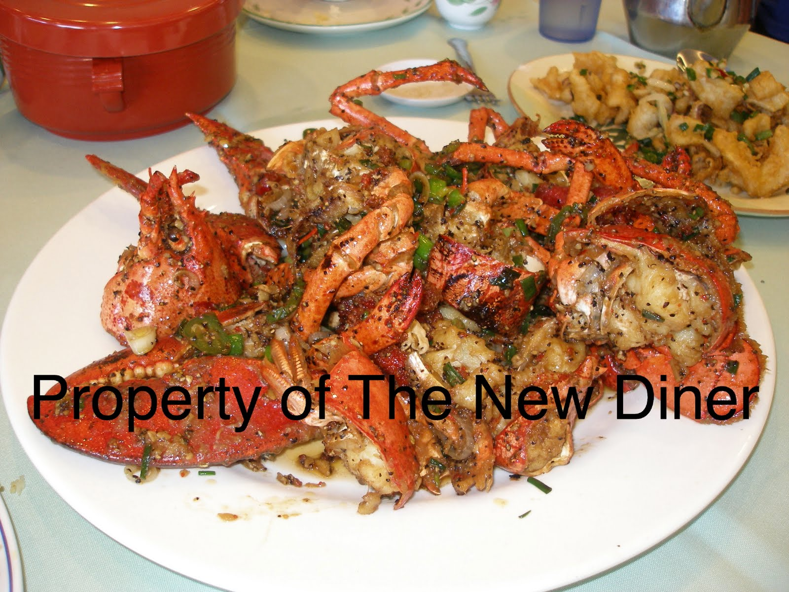 The New Diner: Newport Seafood