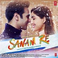 Sanam Re Hindi Movie Poster